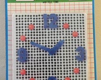 Little Kids Learning Board - NOS