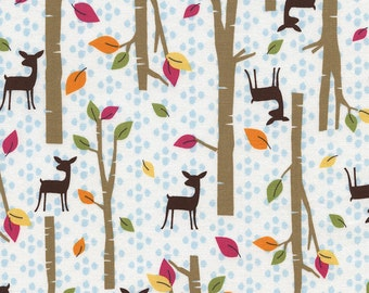 Deer in Woods, Fawn, from Timeless Treasures