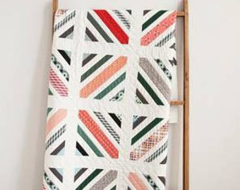 BEST SELLER!!  Between the Lines Quilt Pattern by Denyse Schmidt Quilts