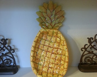 Pineapple Pottery Etsy