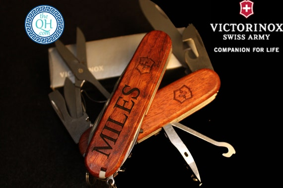 Personalized Swiss Army Multi-Purpose Tool