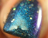 Re-Stock: Reverie~Dream Collection Indie Nail Polish Multichrome GITD Glow In The Dark 10ML