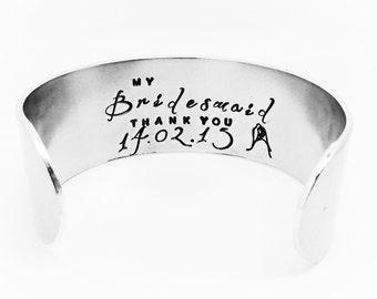 Bridesmaids gift | Bridesmaids Jewelry | Personalized Bridesmaids Gifts | Womens gift | Gift Ideas for Bridesmaids | Wedding Gifts