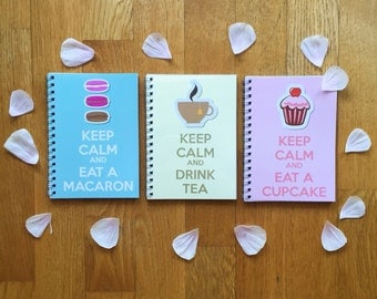 One Keep Calm Notebook