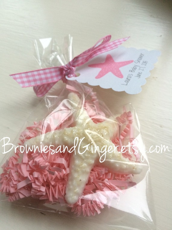Items Similar To Starfish Soap Beach Wedding Favors Baby Shower Favorsbaby Girl Showerparty