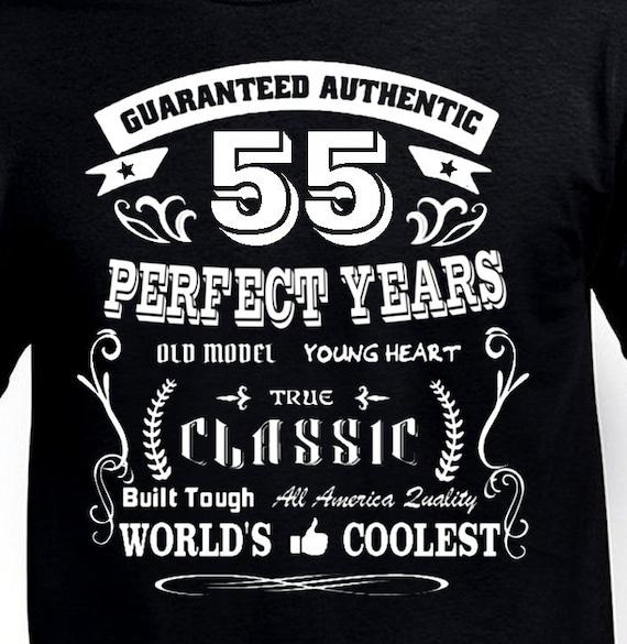 verjaardag man 55 jaar
