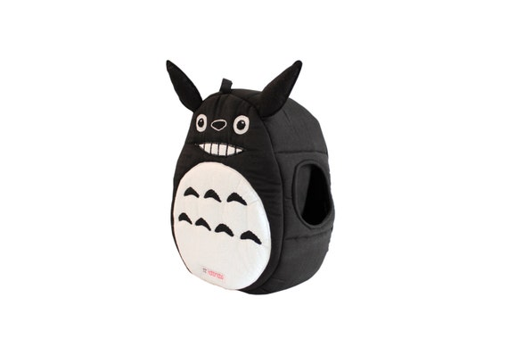 Burrow/Cube Totoro for ferrets, rats, and other small animals