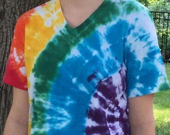 Hand Dyed Tshirt (Medium)