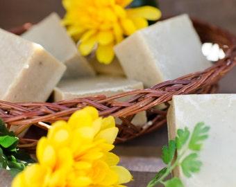 Simple Clean Goats Milk Soap
