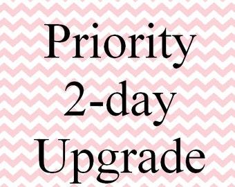 Priority 2-day Upgrade