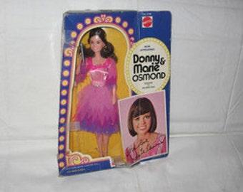 vintage 1976 mattel marie osmond doll