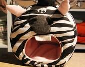 The Zebra Monty