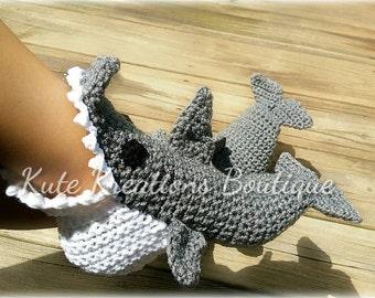 Shark Slippers/Socks. ***in all sizes***