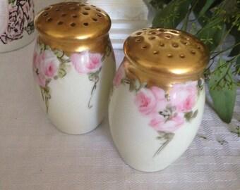 19th Century Salt & Pepper Shakers Bavaria