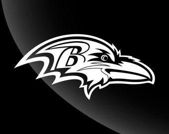 Baltimore Ravens Decal Sticker