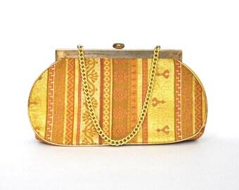 Vintage Woven Handbag by Beau Sac
