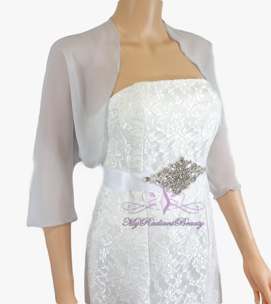 chiffon wedding bolero jacket wedding dresses asian. Black Bedroom Furniture Sets. Home Design Ideas