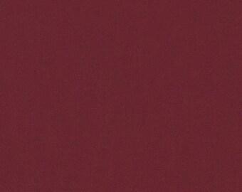 Kona Cotton in Crimson - Robert Kaufman (K001-1091)