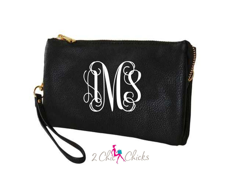 monogram crossbody purse monogram clutch monogram purse