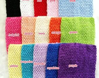 5 pcs  baby Girls Crochet Tube Tops Assortment Gift , Crochet Tops Waffle Hat Material, crochet tutu top, Little Girl Crochet Shirt