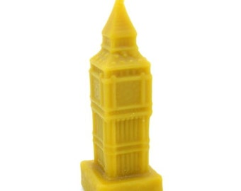 Big Ben Shape Beeswax Candle