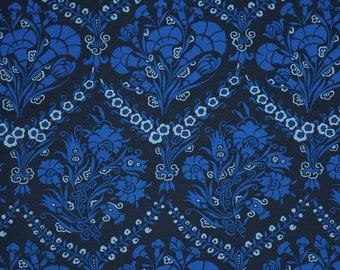 Cameo, Josephine's Bouquet in Cobalt by Amy Butler for Free Spirit Fabrics 4084