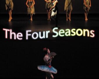Nevada City Ballet Academy Presents: The Four Seasons