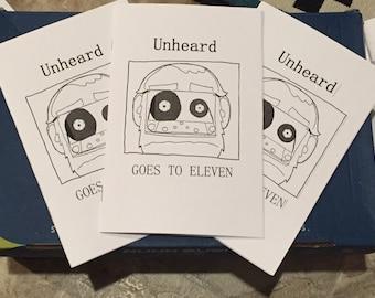 Unheard Goes to Eleven!