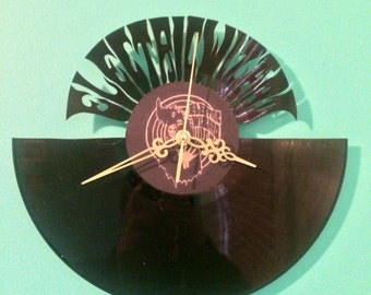 Electric Wizard Vinyl Clock