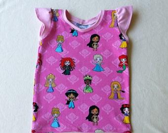 Princess Pink T-Shirt, 24 months
