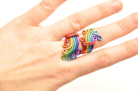 Lesbian Rings 18