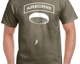 Airborne Jump T-Shirt