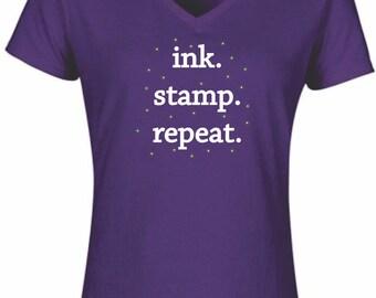 Ink. Stamp. Repeat.