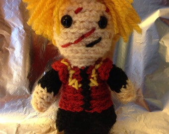 Game of Thrones Crochet -  Mini Tyrion Lannister