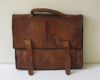 Mulberry Congo Leather Ring Binder