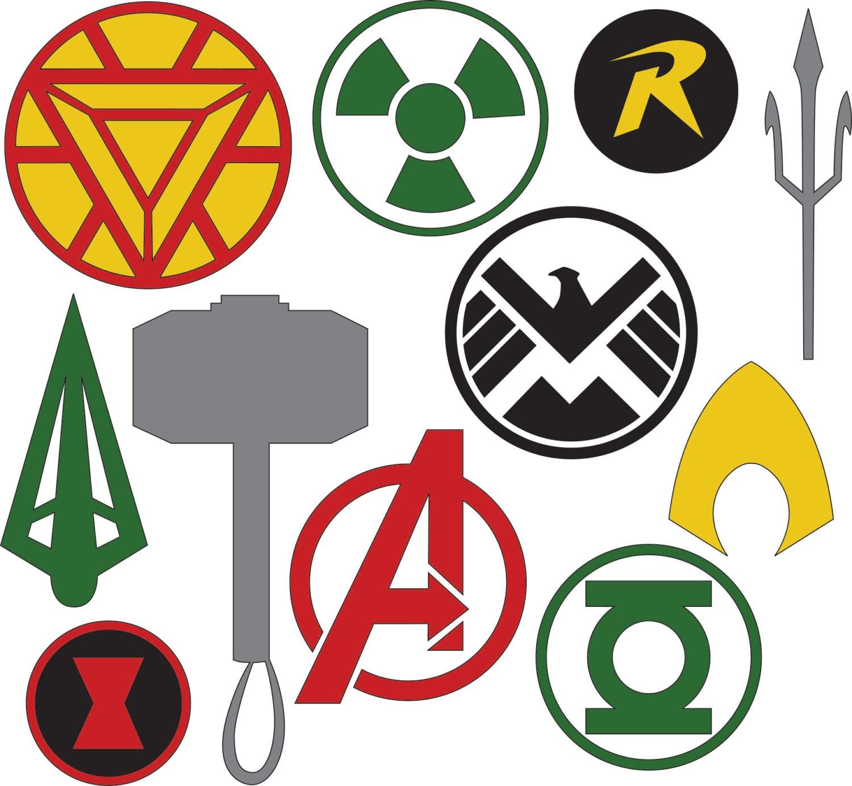 The 12 Best Superhero Logos  UnderScoopFire