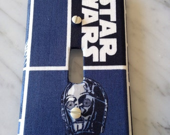Stars Wars Light Switch Cover