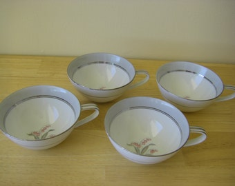 Noritake China 'Lilybell' 5556 cup