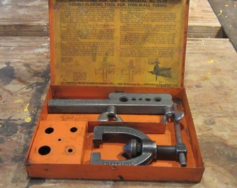 Imperial Brass Mfg. Chicago. No. 93-FB flaring tool