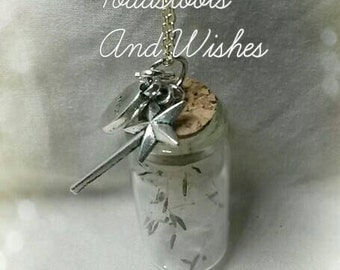Emergency dandelion wishes