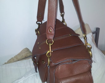 Gorgeous brown designer like bag