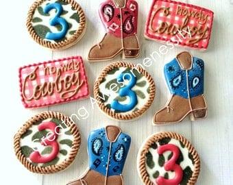 Cowboy cookies - mix