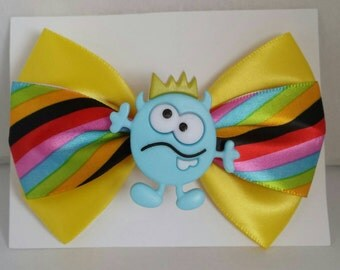 Silly Monster Bow