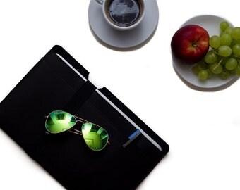 "MacBook Air Case. 13"" MacBook Air.  11"" MacBook Air. Made from Vegan Leather"