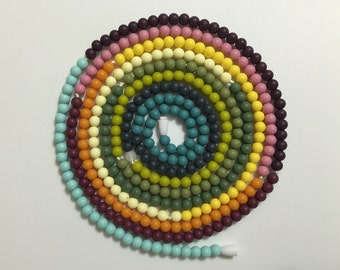 Montessori Year Chain / Grimm's Annual Bead String