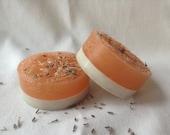 Loofah Soap - Foot Scrub - Pedicure Soap - Exfoliating Soap