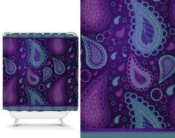 Items Similar To Personalized Designer Gypsy Paisley