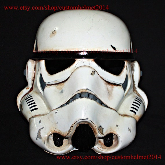 1:1 Halloween Costume Star Wars Stormtrooper Helmet