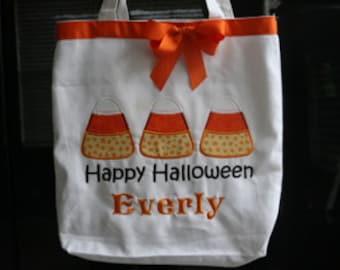 Candy Corn Treatbag