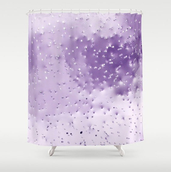Ombre shower curtain purple bath by naturallightstudio on etsy for Purple ombre shower curtain